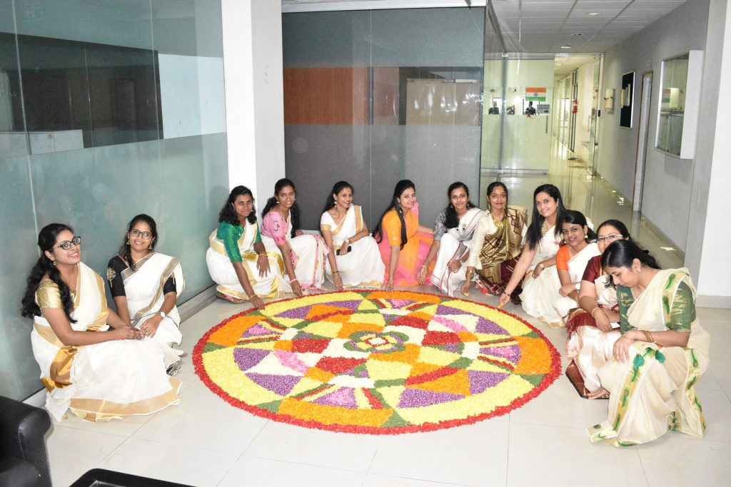 avench onam celebration
